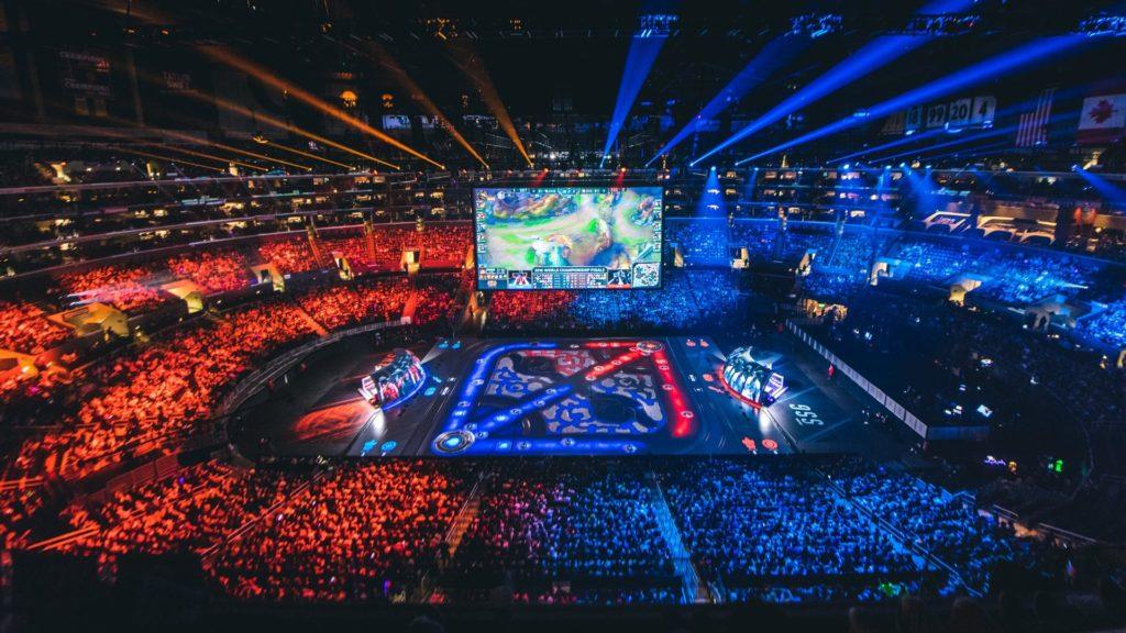 Киберспортивные стадионы мира - Игровые новости и новости киберспорта IMGAME.KZ